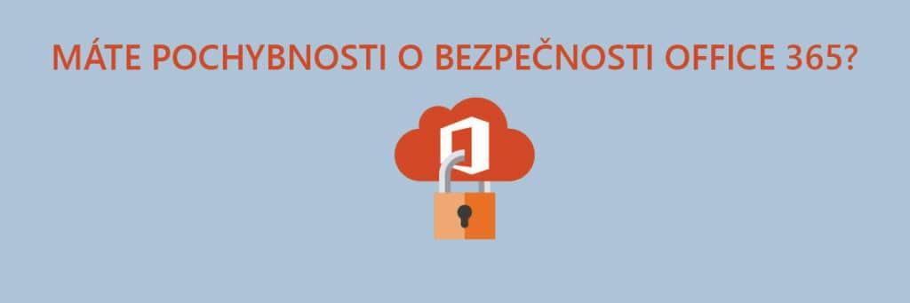 Bezpečnost Office 365